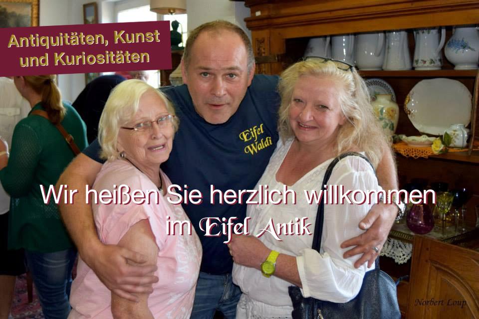 Walter Lehnertz Frau